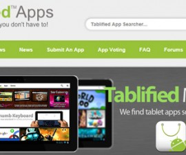 tablified